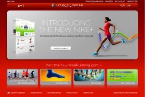 nikeplus homepage