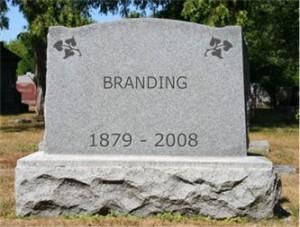 gravestone branding-dead