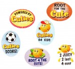cuties stickers