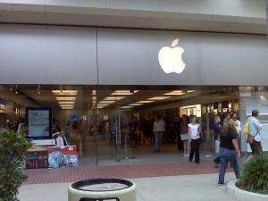 apple exterior