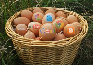 google eggs