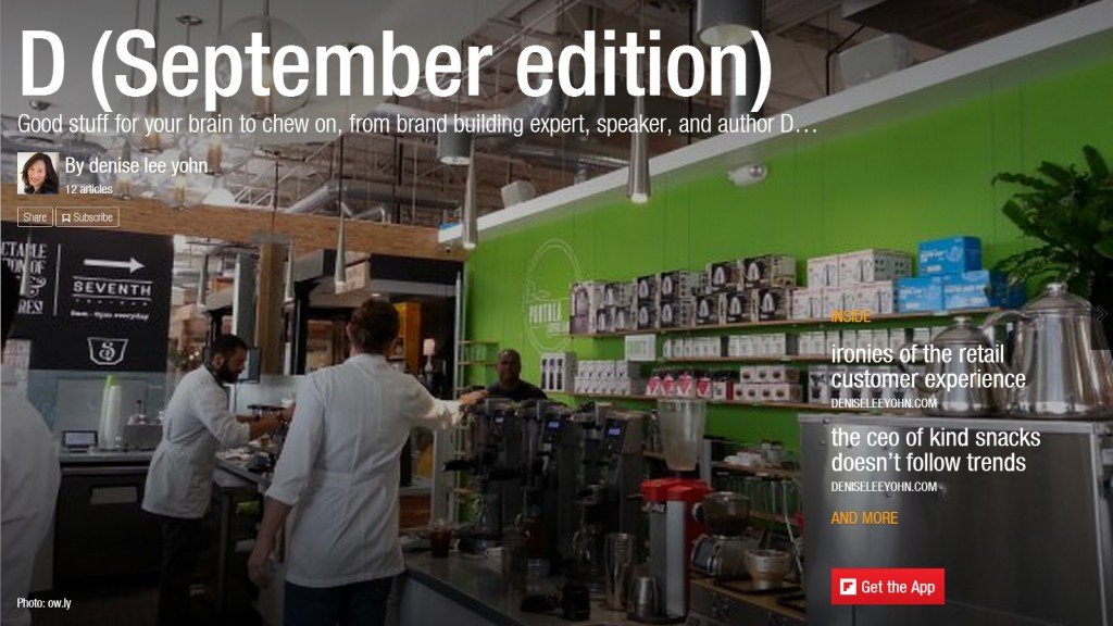 flipboard september edition