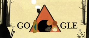 google doodles provide such fun brand expression — its thanksgiving edition video was a particular delight