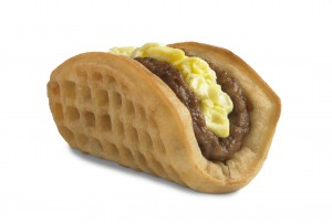 Food Marketing - Taco Bell Waffle Taco