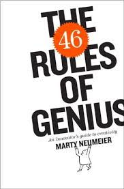 46 rules of genius