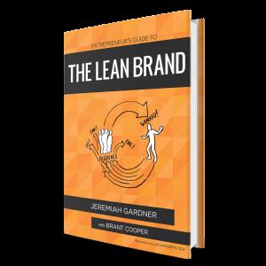lean brand book