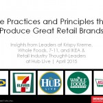 DLYohn Retail Experience Quotables from The Hub Live
