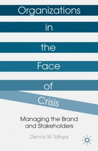 organizations in face of crisis