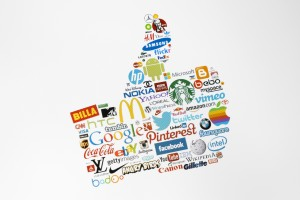 brand logos thumbs up