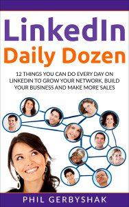 linkedin daily dozen