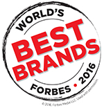 Forbes Worlds Best Brands 2016