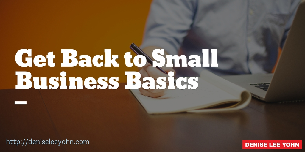 business small businesses basics