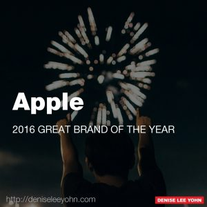Apple Great Brand of the Year