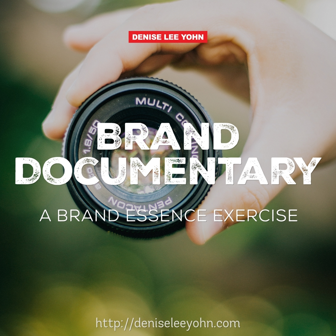 what is brand essence — and brand essence exercises
