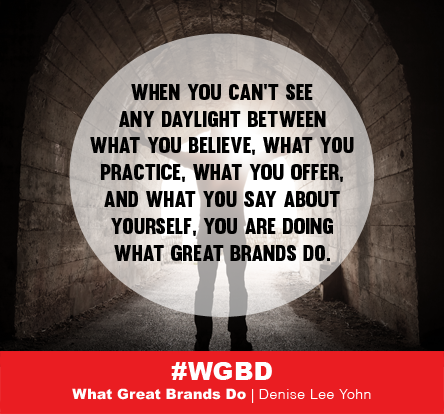Great Brand Quotes Denise Lee Yohn