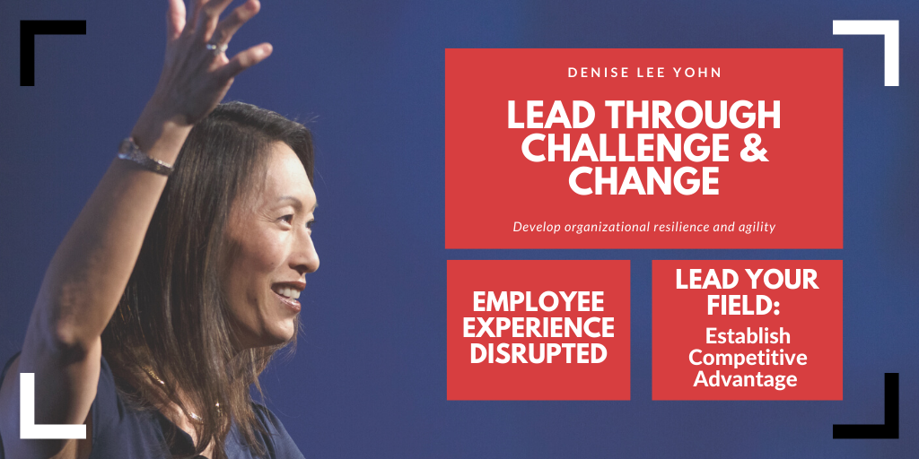Brand leadership expert Denise Lee Yohn keynote topics